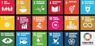 Agenda 2030 för ett hållbart samhälle